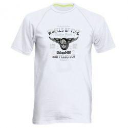 Чоловіча спортивна футболка Wheels Of Fire