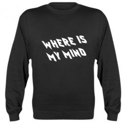 Реглан Where is my mind