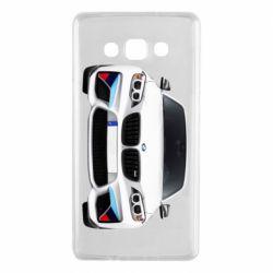 Чохол для Samsung A7 2015 White bmw
