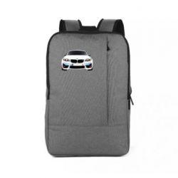 Рюкзак для ноутбука White bmw