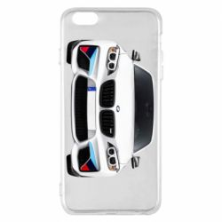 Чохол для iPhone 6 Plus/6S Plus White bmw