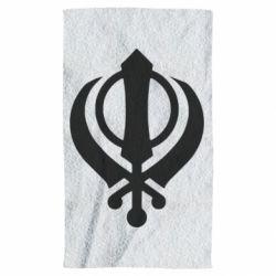 Рушник White Khanda