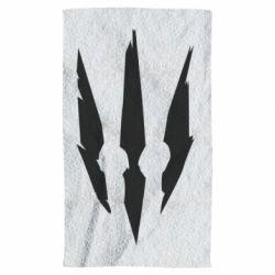 Полотенце Wiedzmin logo