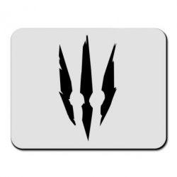 Коврик для мыши Wiedzmin logo