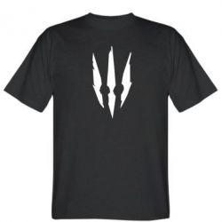Мужская футболка Wiedzmin logo