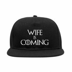 Снепбек Wife is coming