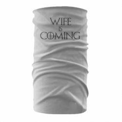 Бандана-труба Wife is coming