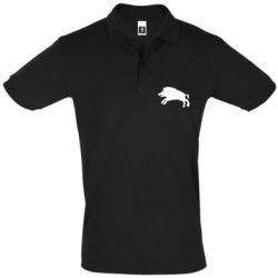 Футболка Поло Wild boar