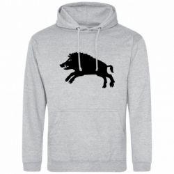 Чоловіча толстовка Wild boar