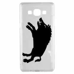 Чохол для Samsung A5 2015 Wild boar