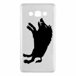 Чохол для Samsung A7 2015 Wild boar