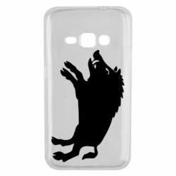 Чохол для Samsung J1 2016 Wild boar