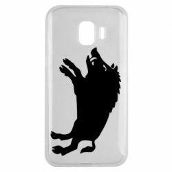 Чохол для Samsung J2 2018 Wild boar