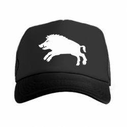 Кепка-тракер Wild boar