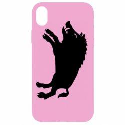 Чохол для iPhone XR Wild boar