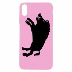 Чохол для iPhone Xs Max Wild boar