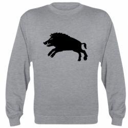 Реглан (світшот) Wild boar