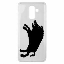 Чохол для Samsung J8 2018 Wild boar