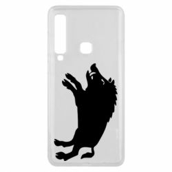 Чохол для Samsung A9 2018 Wild boar
