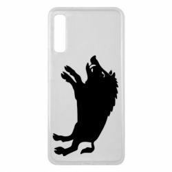 Чохол для Samsung A7 2018 Wild boar
