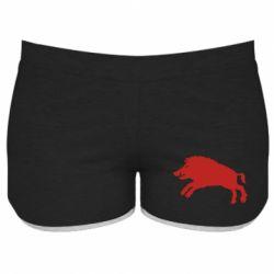 Жіночі шорти Wild boar