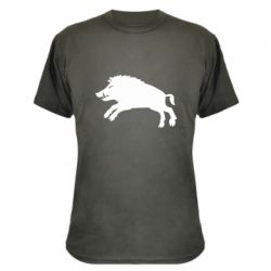 Камуфляжна футболка Wild boar