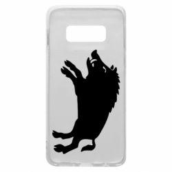 Чохол для Samsung S10e Wild boar