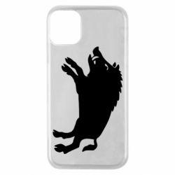 Чохол для iPhone 11 Pro Wild boar