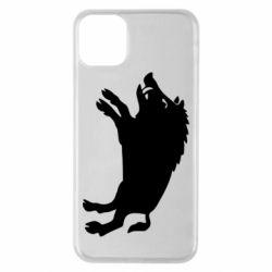 Чохол для iPhone 11 Pro Max Wild boar