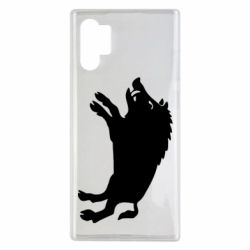 Чохол для Samsung Note 10 Plus Wild boar