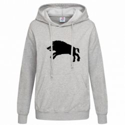 Толстовка жіноча Wild boar
