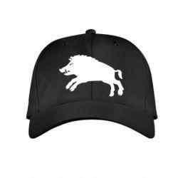 Дитяча кепка Wild boar