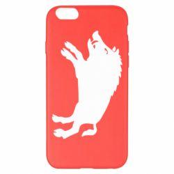 Чохол для iPhone 6 Plus/6S Plus Wild boar