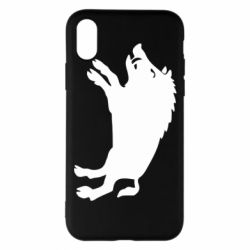 Чохол для iPhone X/Xs Wild boar