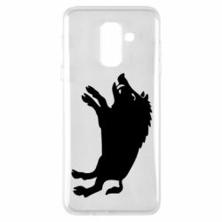 Чохол для Samsung A6+ 2018 Wild boar