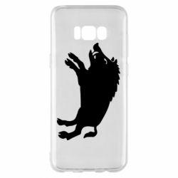 Чохол для Samsung S8+ Wild boar