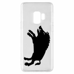 Чохол для Samsung S9 Wild boar