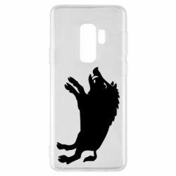 Чохол для Samsung S9+ Wild boar