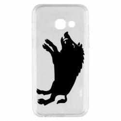 Чохол для Samsung A3 2017 Wild boar
