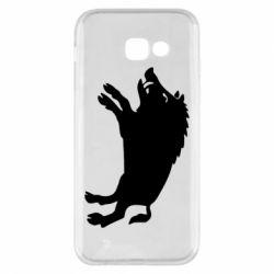 Чохол для Samsung A5 2017 Wild boar
