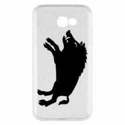 Чохол для Samsung A7 2017 Wild boar