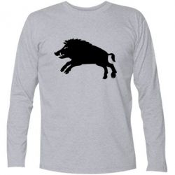 Футболка з довгим рукавом Wild boar