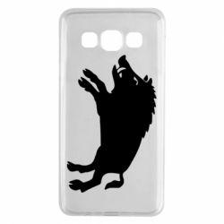 Чохол для Samsung A3 2015 Wild boar