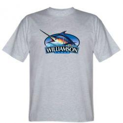 Мужская футболка Williamson - FatLine