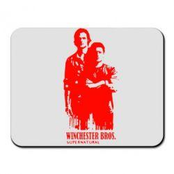 Коврик для мыши Winchester Bros - FatLine
