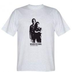Мужская футболка Winchester Bros - FatLine