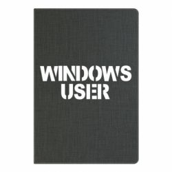 Блокнот А5 Windows User - FatLine
