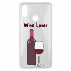 Чохол для Xiaomi Mi Max 3 Wine lover