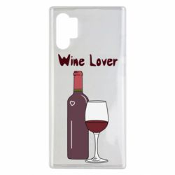 Чохол для Samsung Note 10 Plus Wine lover
