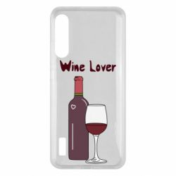 Чохол для Xiaomi Mi A3 Wine lover